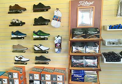 Quesnel Golf Club Pro Shop - golf shoes