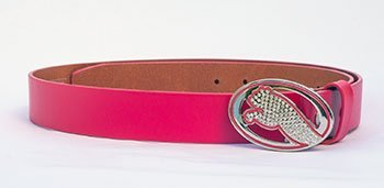 PUMA brand Pink Belt